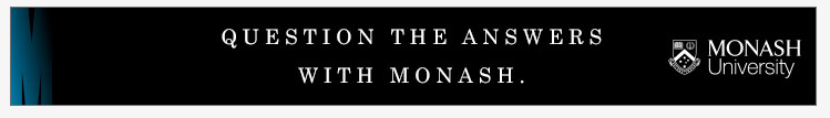 New ABC Monash logo